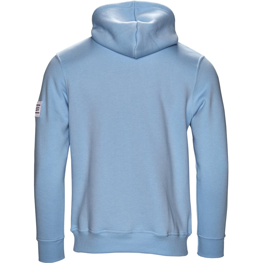 CHATEAUX - Chateaux - Sweatshirts - Regular - ICE BLUE - 2